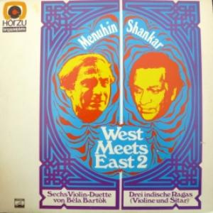 Yehudi Menuhin & Ravi Shankar - West Meets East 2