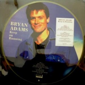 Bryan Adams - Keep On Running