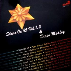 Stars On 45 - Stars On 45 Vol.1,2 & Disco Medley