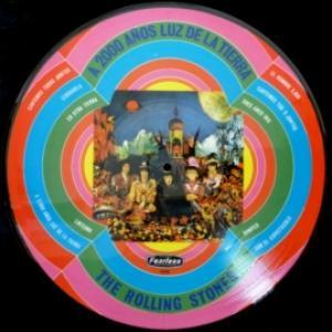 Rolling Stones,The - A 2,000 Anos Luz De La Tierra (Their Satanic Majesties Request)