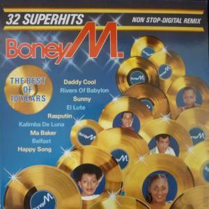 Boney M - The Best Of 10 Years