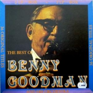 Benny Goodman - The Best Of Benny Goodman - 36 Original Titles