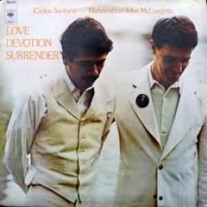 Carlos Santana/Mahavishnu John McLaughlin - Love Devotion Surrender (HOL)