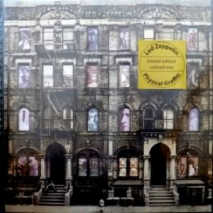 Led Zeppelin - Physical Graffiti (green vinyl)
