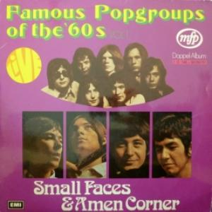 Small Faces & Amen Corner - Famous Pop Groups Of The 60's, Vol. 1