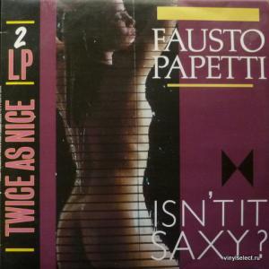 Fausto Papetti - Isn't It Saxy?