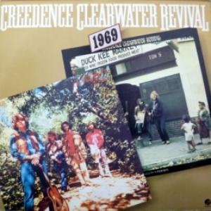 Creedence Clearwater Revival - Creedence Clearwater Revival 1969