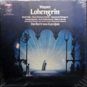 Richard Wagner - Lohengrin (H.von Karajan & Berlin Philharmonic Orchestra)