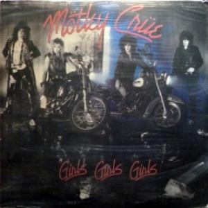 Motley Crue - Girls, Girls, Girls (sealed)