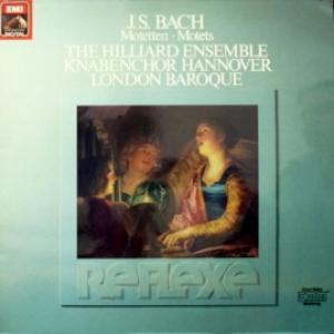 Johann Sebastian Bach - Motetten - Motets (feat. The Hilliard Ensemble, Knabenchor Hannover, London Baroque)