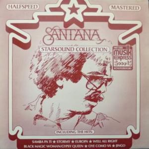 Santana - Starsound Collection