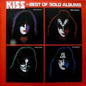 Kiss - Best Of Solo Albums (GER)