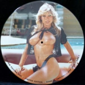 Samantha Fox - Limited Edition Interview Picture Disc