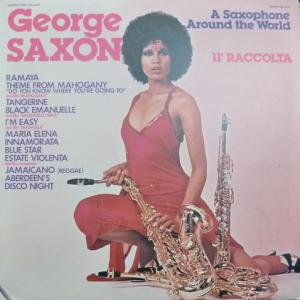 George Saxon - A Saxophone Around The World - 11a Raccolta