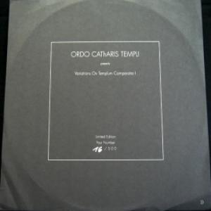 Ordo Catharis Templi - Variations Ov Templum Comparatio I