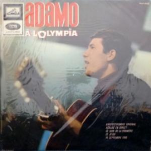 Adamo - Adamo À L'Olympia