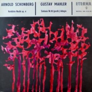 Arnold Schoenberg/Gustav Mahler -  Verklärte Nacht Op.4 / Sinfonie Nr.10 (Posth) Adagio