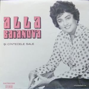 Alla Baianova (Алла Баянова) - Alla Baianova Si Cintecele Sale