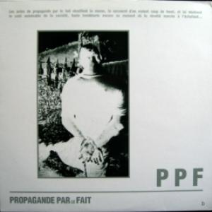 PPF - Propagande Par Le Fait