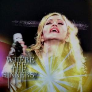 Madonna - MDNA ‎– Where Are The Sinners?