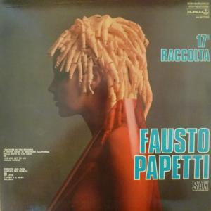 Fausto Papetti - 17a Raccolta
