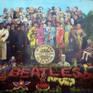 Beatles,The - Sgt. Pepper's Lonely Hearts Club Band (UK, stereo)