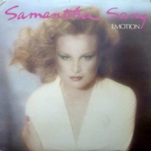 Samantha Sang - Emotion (feat. Barry & Robin Gibb/Bee Gees)