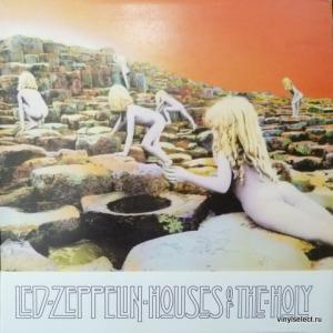 Led Zeppelin - Houses Of The Holy (UK)