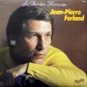 Jean-Pierre Ferland - La Chanson Francoise