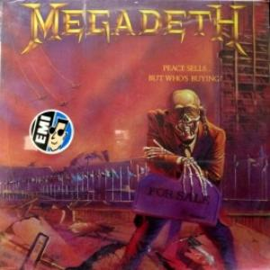 Megadeth - Peace Sells... But Who's Buying? (sealed)