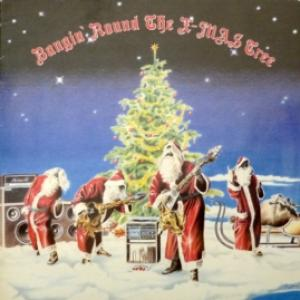 X-Mas Project - Bangin' Round The X-Mas Tree (feat. members of Rage, Grave Digger, Holy Moses, Living Death, Mekong Delta, Steeler...)