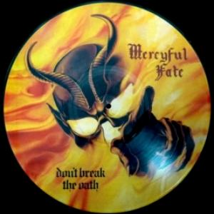 Mercyful Fate - Don't Break The Oath (Picture LP)