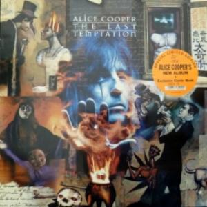 Alice Cooper - The Last Temptation (Ltd.) (+ Comic Book)
