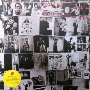 Rolling Stones,The - Exile On Main St - Super Deluxe Box Set