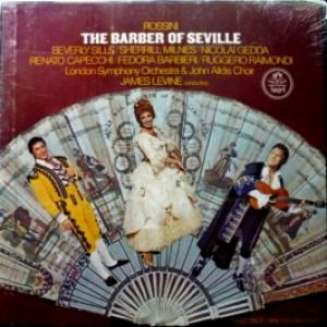 Gioachino Rossini - The Barber of Seville (feat. James Levine & London Symphonic Orchestra)