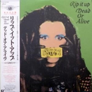 Dead Or Alive - Rip It Up (JAP)