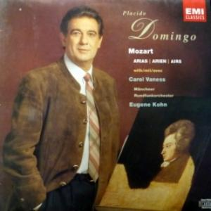 Placido Domingo - Mozart Arias (feat. Carol Vaness, Eugene Kohn & Munchner Rundfunkorchester)
