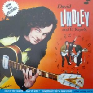 David Lindley (ex-Kaleidoscope) - Win This Record!