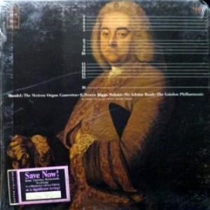 George Frideric Handel - The Sixteen Organ Concertos, Vol.II - E. Power Biggs