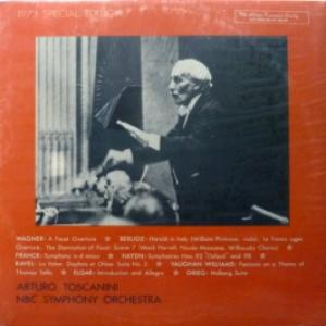 Arturo Toscanini - Toscanini - NBC Symphony Orchestra - 1973 Special Edition