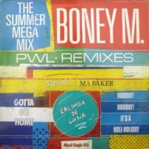 Boney M - The Summer Mega Mix (PWL Remixes)