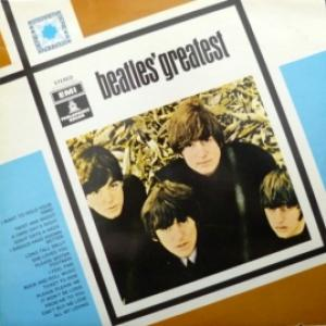 Beatles,The - Beatles' Greatest (Ltd. Yellow/Gold Vinyl)