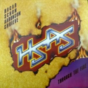 H.S.A.S. (Hagar, Schon, Aaronson, Shrieve) - Through The Fire