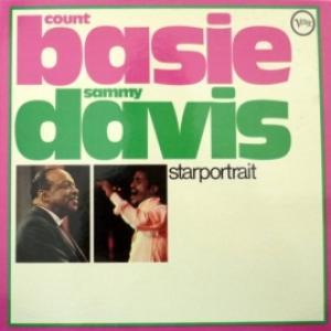 Count Basie & Sammy Davis - Starportrait