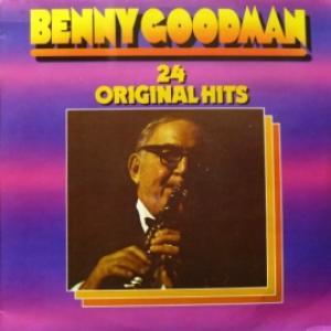 Benny Goodman - 24 Original Hits
