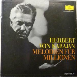 Herbert Von Karajan - Melodien Für Millionen (feat. Berliner Philharmoniker)
