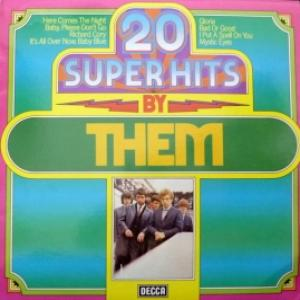 Them - 20 Super Hits By Them