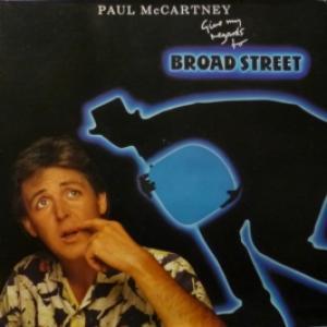 Paul McCartney - Give My Regards To Broad Street (feat. Ringo Starr, David Gilmour & John Paul Jones)