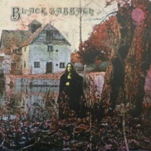 Black Sabbath - Black Sabbath (UK, 2nd press)