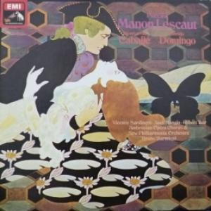 Giacomo Puccini - Manon Lescaut (feat. Montserrat  Caballe & Placido Domingo)